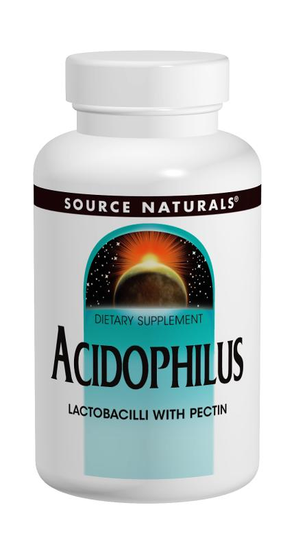 Acidophilus bottleshot