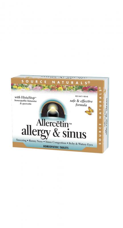 Allercetin™ Allergy & Sinus bottleshot
