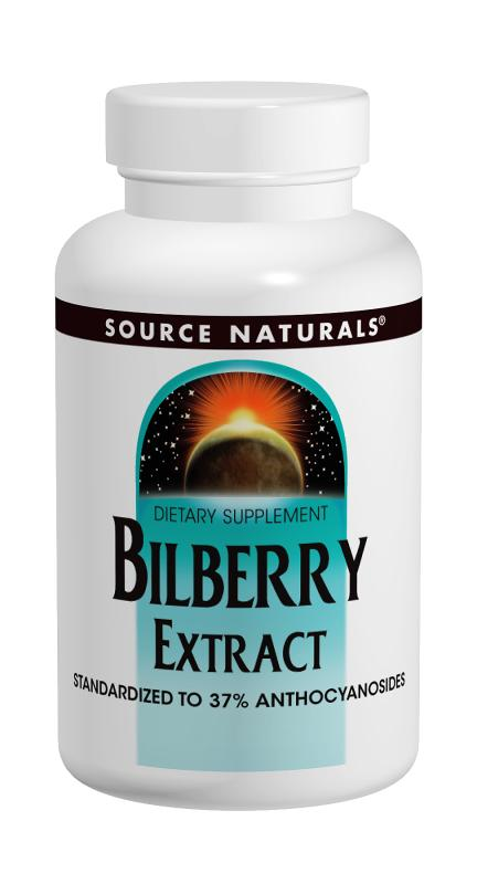 Bilberry Extract bottleshot