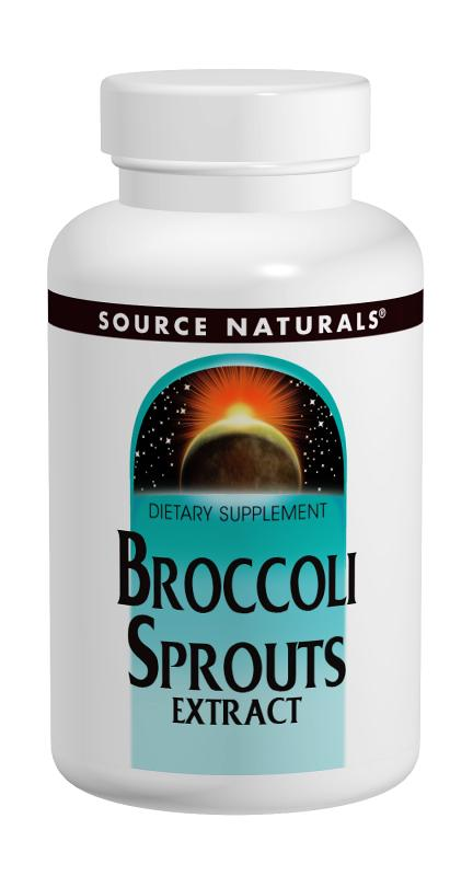Broccoli Sprouts Extract bottleshot