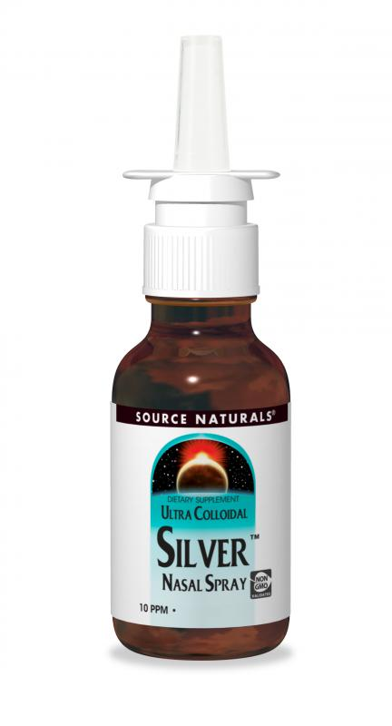 Ultra Colloidal Silver™ Nasal Spray bottleshot