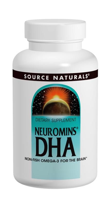 DHA, Neuromins<span class='superscript'>&reg;</span> bottleshot