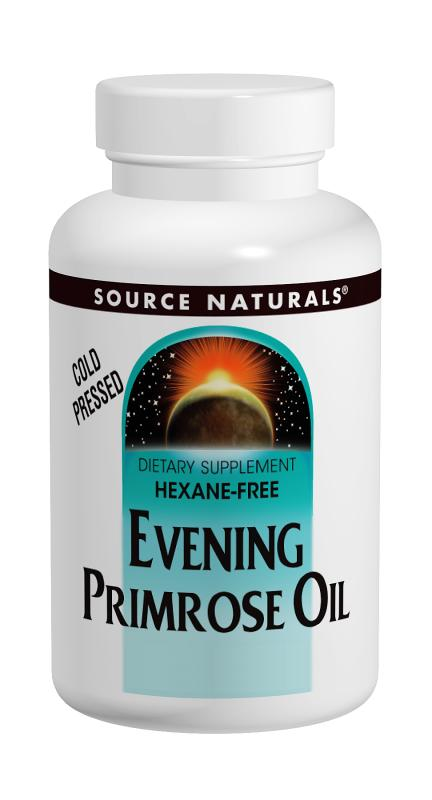 Evening Primrose Oil, Hexane-Free bottleshot