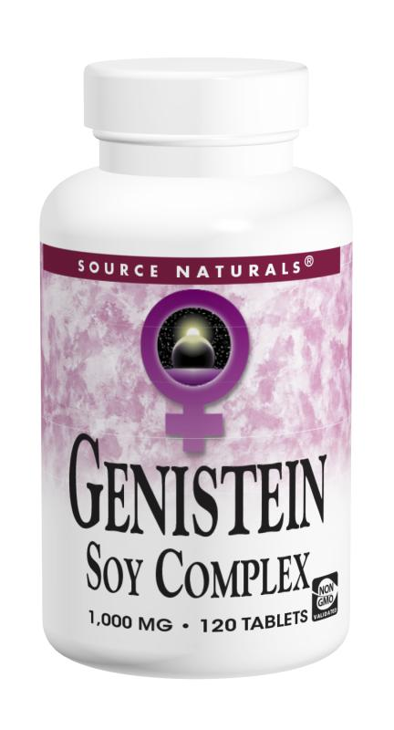 Eternal Woman Genistein Soy Complex bottleshot
