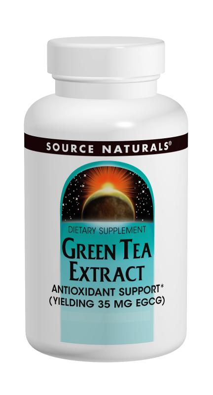 Green Tea Extract bottleshot