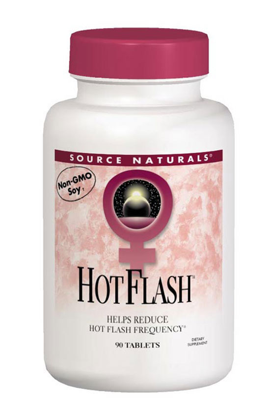 Hot Flash® bottleshot