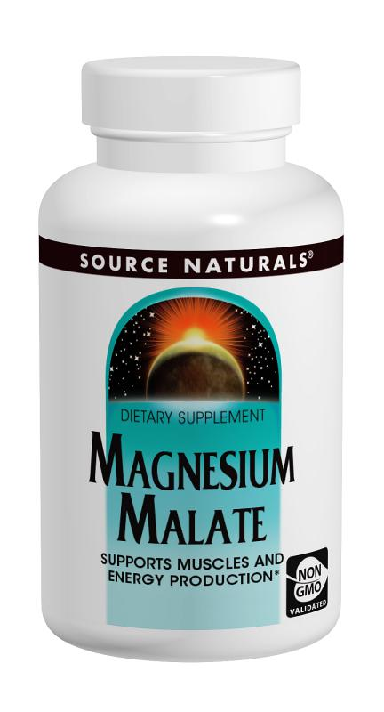 Magnesium Malate bottleshot