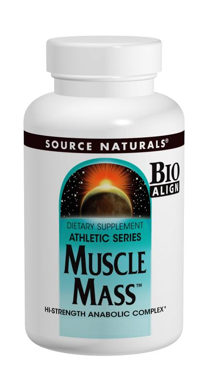 Muscle Mass™, Athletic Series bottleshot