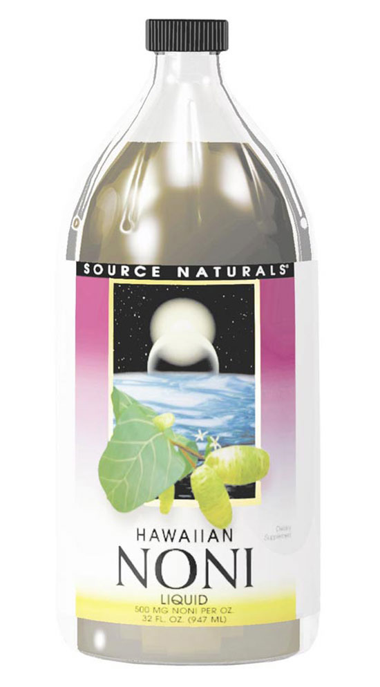 Hawaiian Noni bottleshot