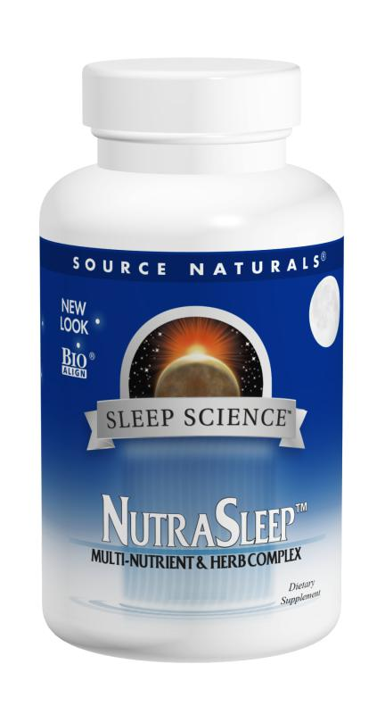 Sleep Science® NutraSleep™ bottleshot