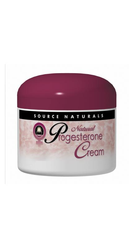 Progesterone Cream bottleshot