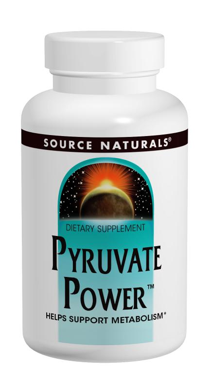 Pyruvate Power™ bottleshot