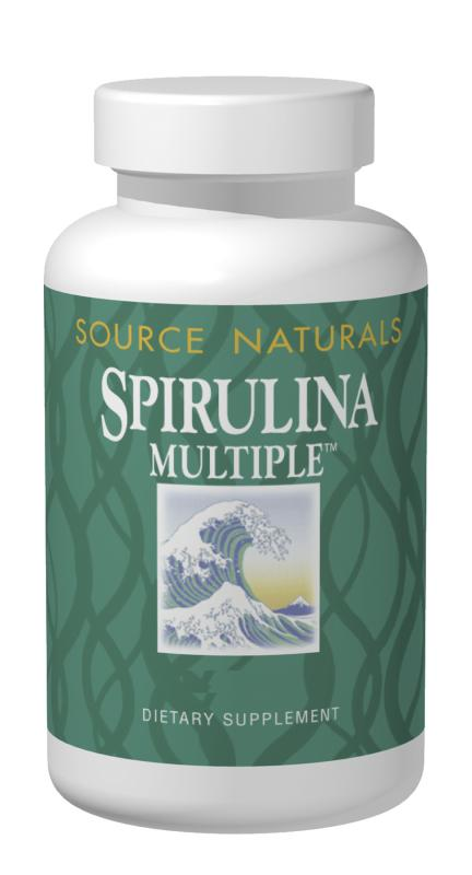 Spirulina Multiple™ bottleshot