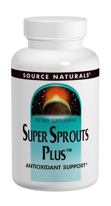 Super Sprouts Plus™ bottleshot