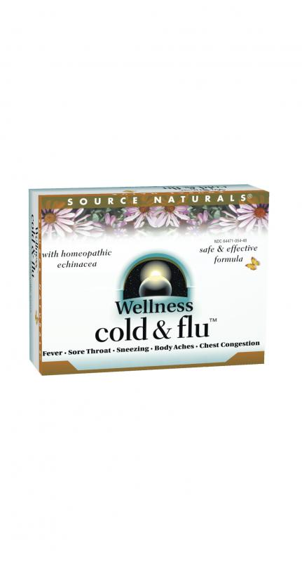 Wellness Cold & Flu™ bottleshot