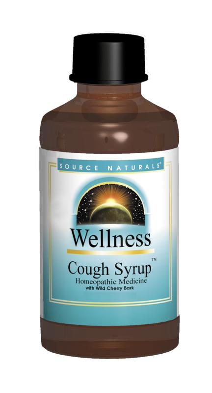 Wellness Cough Syrup™ bottleshot