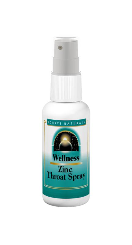 Wellness Zinc Throat Spray™ bottleshot