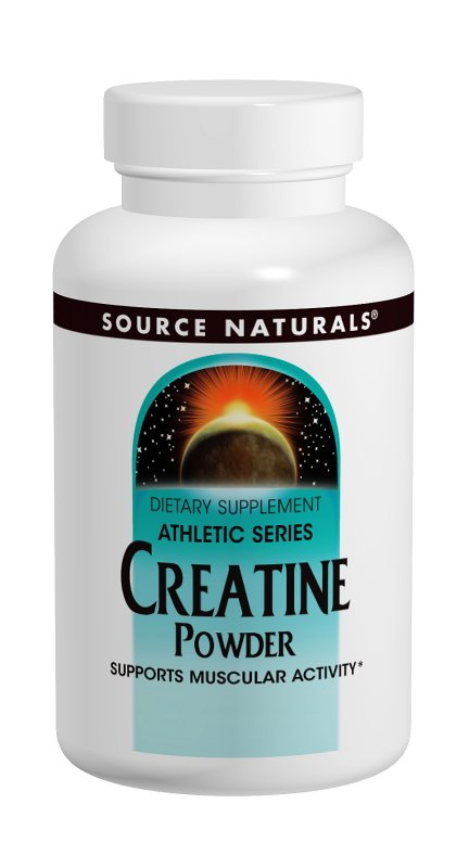Creatine, Athletic Series bottleshot