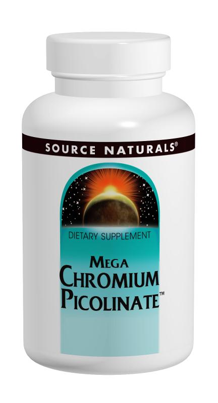 Mega Chromium Picolinate™ bottleshot