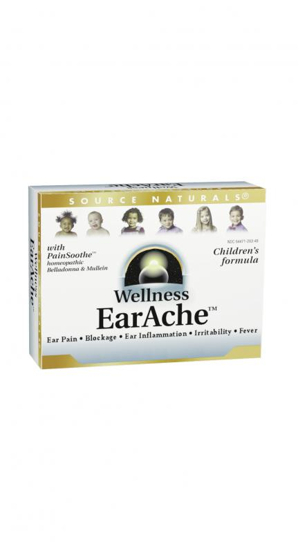 Wellness Earache™ bottleshot