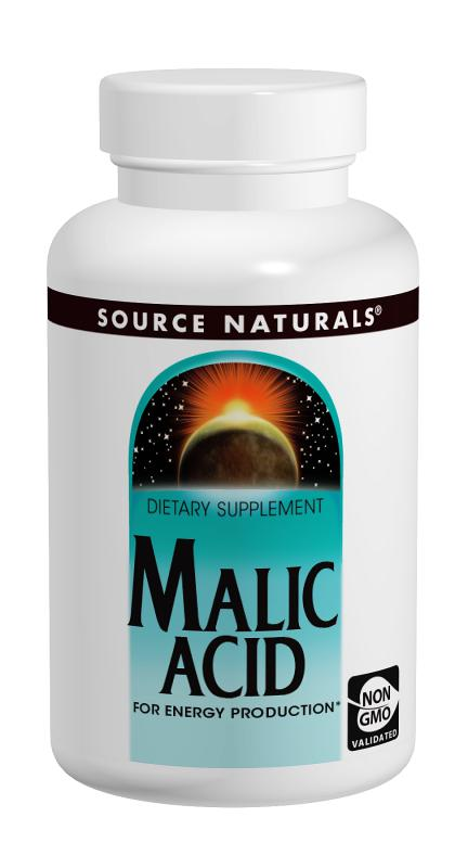 Malic Acid bottleshot