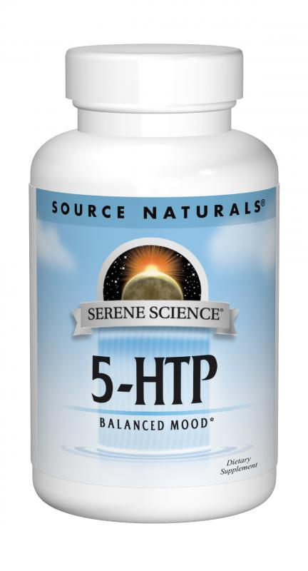 Serene Science® 5-HTP bottleshot
