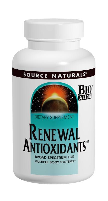 Renewal Antioxidants™ bottleshot