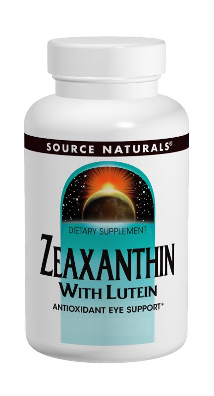 Zeaxanthin with Lutein bottleshot