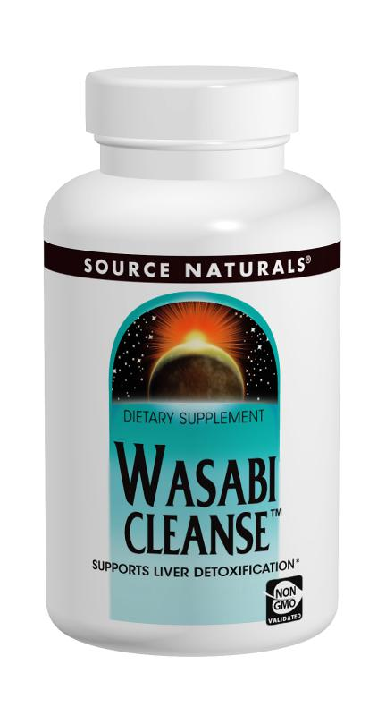 Wasabi Cleanse™ bottleshot