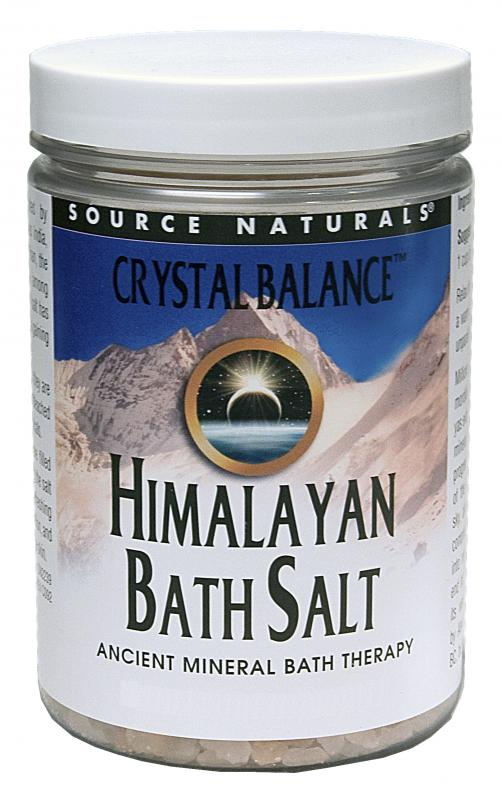 Crystal Balance™ Himalayan Bath Salt bottleshot