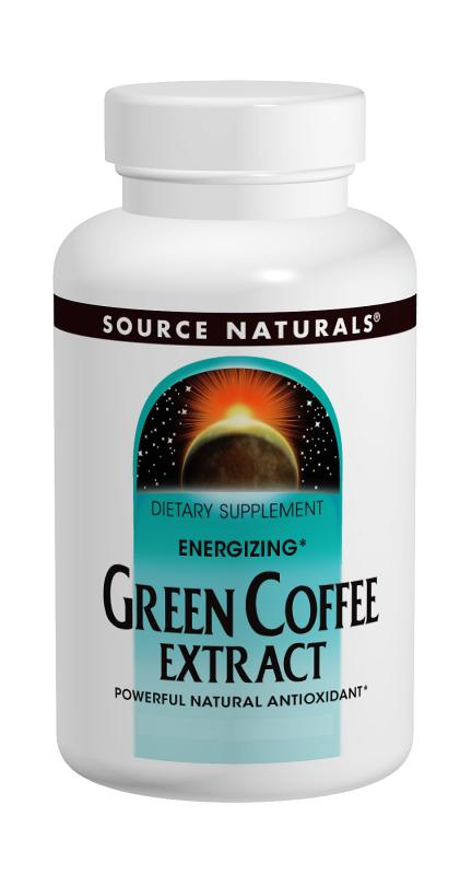 Green Coffee Extract, Energizing bottleshot