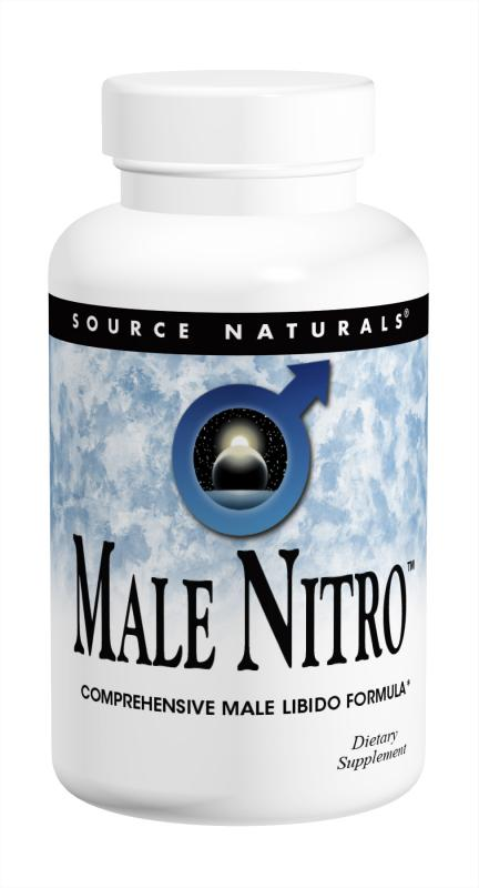 Male Nitro® bottleshot