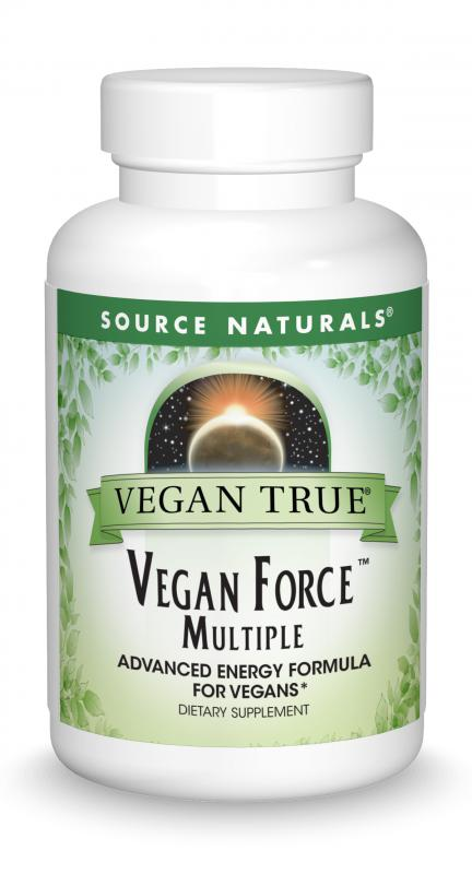 Vegan True® Vegan Force™ Multiple bottleshot