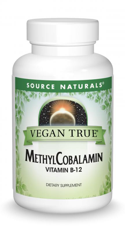 Vegan True<span class='superscript'>®</span> Methylcobalamin bottleshot