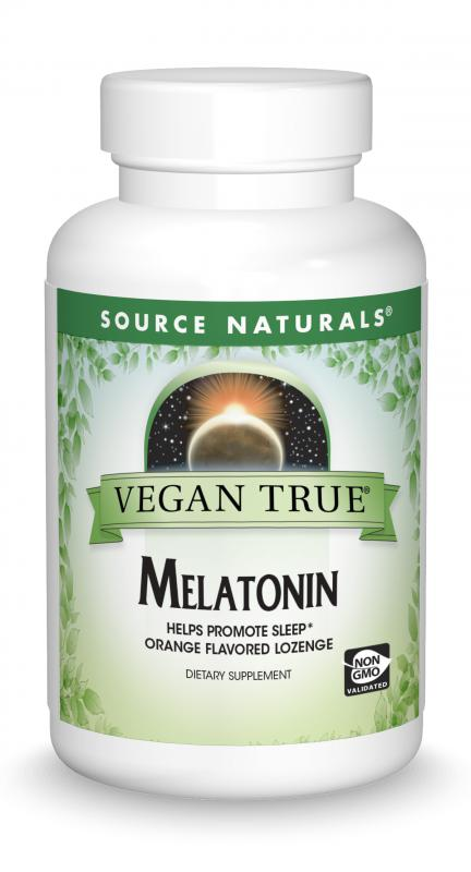 Vegan True<span class='superscript'>®</span> Melatonin bottleshot