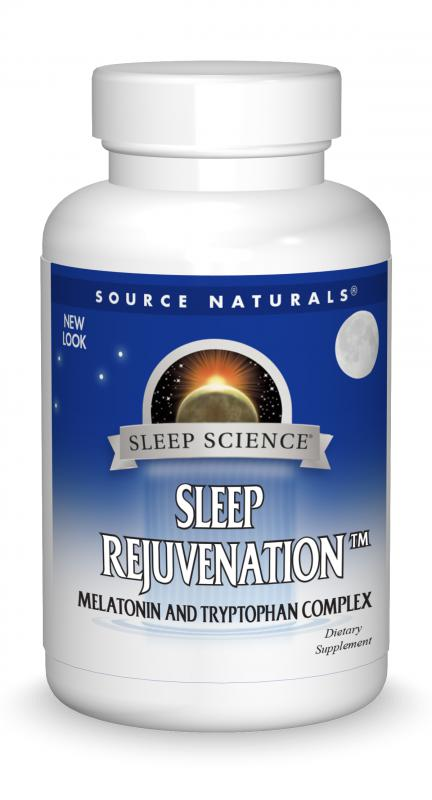 Sleep Science™ Sleep Rejuvenation™ bottleshot