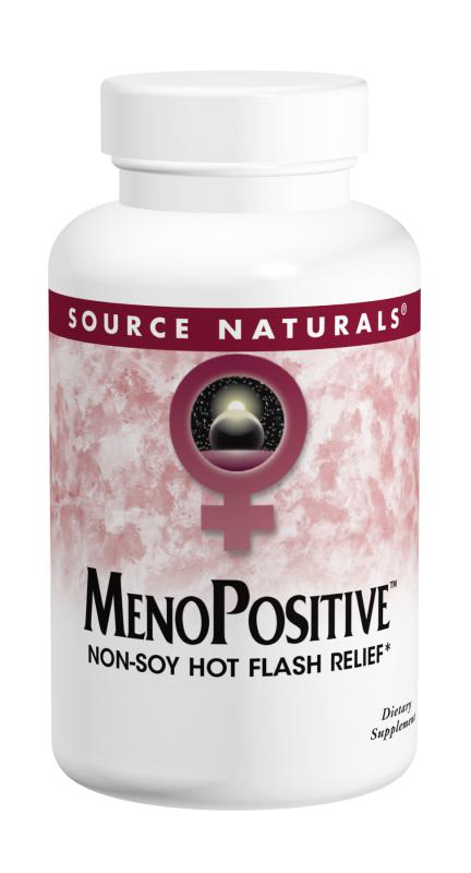 MenoPositive™ bottleshot