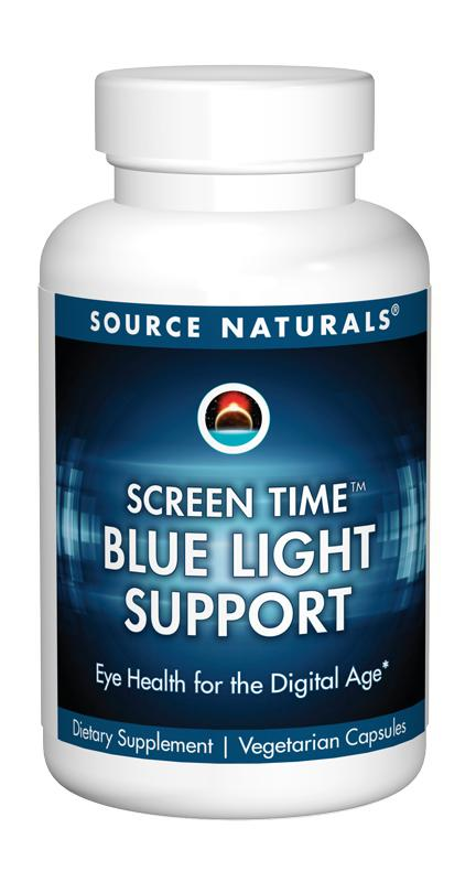 Screen Time™ Blue Light Support bottleshot