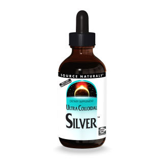 Ultra Colloidal Silver™ bottleshot