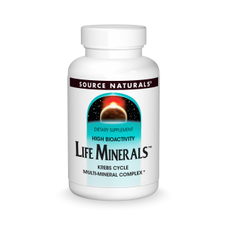 Life Minerals<sup>&trade;</sup> bottleshot