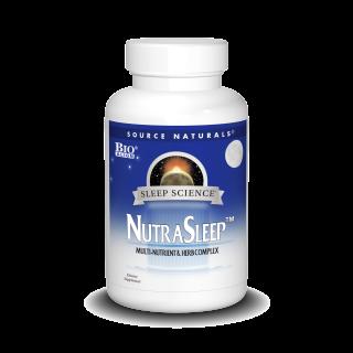 Sleep Science® NutraSleep™ bottleshot