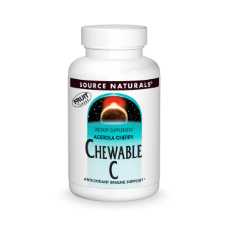 Chewable C, Acerola Cherry bottleshot