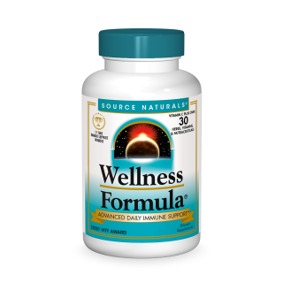 Wellness Formula® bottleshot