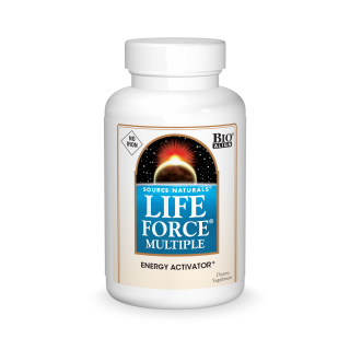 Life Force® Multiple, No Iron bottleshot