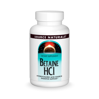 Betaine HCl bottleshot