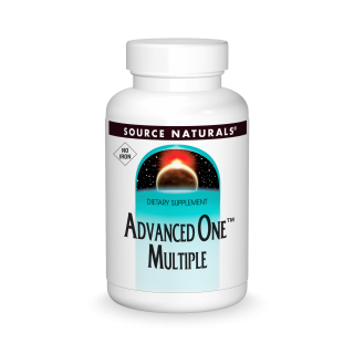 Advanced One™ Multiple (No Iron) bottleshot