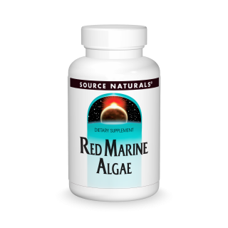 Red Marine Algae bottleshot
