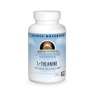 Serene Science® L-Theanine bottleshot