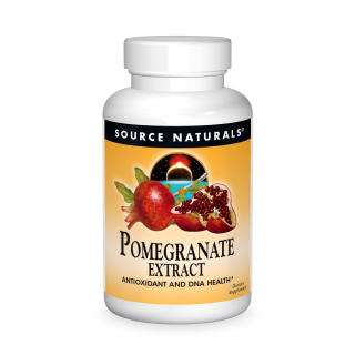 Pomegranate Extract bottleshot