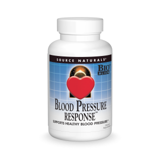 Blood Pressure Response<sup>&trade;</sup> bottleshot